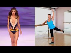 Ballet Barre Workout at Home! | Skinny Mom | Where Moms Get The Skinny On Healthy Living