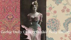 Whimsical Etsy Shop Banners and Icons - OOAK by GothicDollyGallery 3 Shop, Shop Icon, Shabby Chic Shops, Vintage Gothic, Cover Photos, Etsy Vintage, Vintage Looks, Whimsical, Dancer