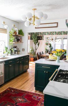 Home Interior Kitchen .Home Interior Kitchen Home Interior, Kitchen Interior, Kitchen Decor, Interior Design, Kitchen Ideas, Eclectic Kitchen, Coastal Interior, Bohemian Kitchen, Interior Modern
