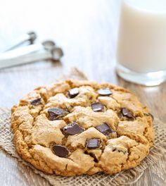 Single Serving Giant Flourless Peanut Butter Cookie