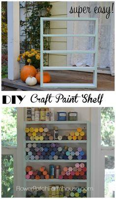 ideas about Craft Paint Storage Paint Storage