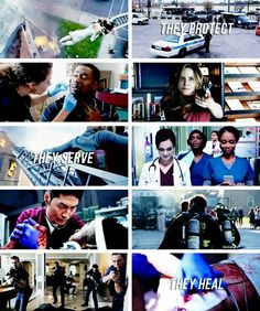 ChicagoFire - onechicago - ChicagoPD - ChicagoMed