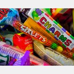 80's candy