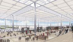 Passenger Terminal Airport Berlin Brandenburg Willy Brandt