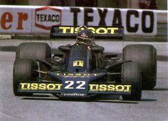 1978 GP Monaco (Jacky Ickx) Ensign N177 - Ford
