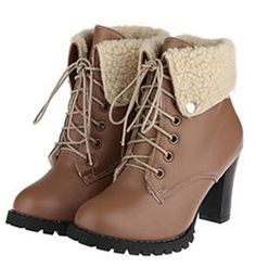 [$15.78]Winter boots for women fashion comfortable shoes QZ-CY916 camel
