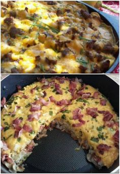 Most people in the south have a few good cast iron skillet recipes that they pull out when camping season rolls around. If you've never used a cast iron skillet, or you just want a new list of recipes to take along on your next camping trip, I've got a great selection of 10 recipes that range from breakfast to dinner to dessert.