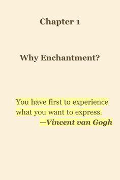 from guy kawasaki's book enchantment