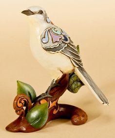 Look at this #zulilyfind! Mockingbird Figurine #zulilyfinds