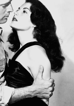 "hollywoodlady: ""Burt Lancaster and Ava Gardner for The Killers, 1946 """