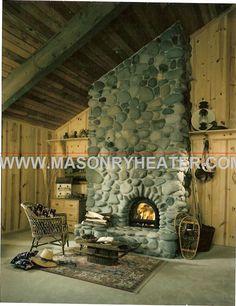Masonry Heater Gallery