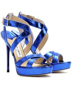 Check Out These Drop Dead Gorgeous Sandals....JimmyChoo...at mytheresa <3