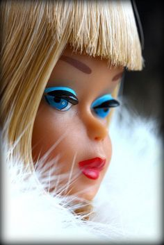 American Girl Barbie, the end to glamor and the beginning of groovy.