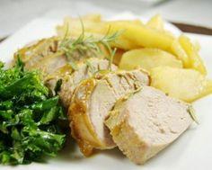 Рецепта за свинско със сметана