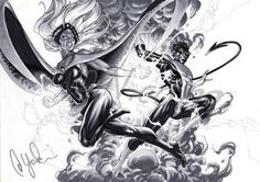 X Men Scarlet Witch Drawings   Posted in Comics , Marvel Art of the Day