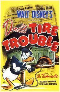 Disney Cartoon Posters | Details about Vintage Disney Donald Duck Cartoon A3 Poster Reprint