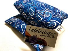 """FLAX HEATING PAD, Microwavable, hot cold pack, Choice of brushed Flannel washable covers, Flax seed Bag, Great Gift for her """"The Flax SaK"""""""
