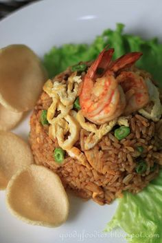 Eat your heart out: Recipe: Nasi Goreng Indonesia (Indonesian fried rice)