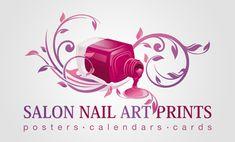 nail salon logo - Google Search