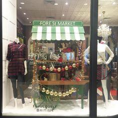 "JACK WILLS, Singapore, ""Fabulously British Christmas"", pinned by Ton van der Veer"
