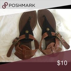 Size 8 sandals Cute sandals ! Shoes Sandals
