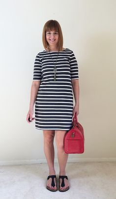 3302efceeab This is my favorite summer look  stripes