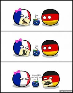 Typical germany