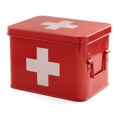 Head Over Healing First Aid Box -  ModCloth
