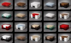 WOWBOX Plexi Dog Beds