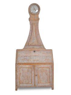 VÄSTERBOTTEN CLOCK Swedish Style, Swedish Design, Scandinavian Style, Oriental Rug, Neutral Colors, Antique Furniture, Simple Designs, Lamps, Art Pieces