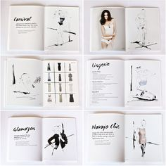 YOCO illustrates the M Look Book • Spring/Summer 2011   Dutch Uncle Agency { News Blog }