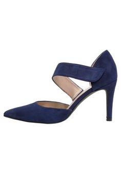 INES - Klassiske pumps - deep blue