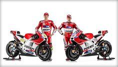 Ducati Desmosedici GP15 - Ducati