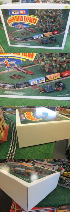 Starter Sets and Packs 81042: Lionel 99000 Keebler Elfin Express 1999 Complete Ready To Run New In Box Limited -> BUY IT NOW ONLY: $344.95 on eBay!