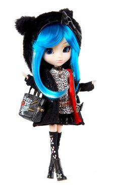 Pullip Doll- Blue
