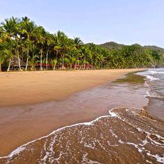 Playa Pui Pui Estado Sucre, Venezuela . Vía Valentina Quintero