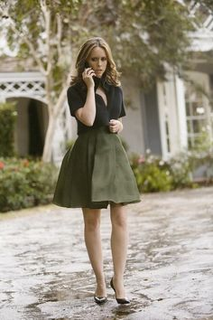 Ghost Whisperer… I always LOVED the outfits Melinda wore! ♥