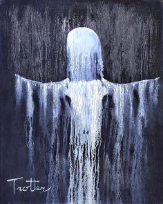 patrick trottei art | Wovoka Painting by Patrick Trotter - Wovoka Fine Art Prints and ...