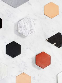 8 Great Coasters feature. Styling – Nat Turnbull, Photo – Elise Wilken for The Design Files.