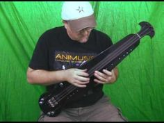Foldable GuQin Dulcimer from The Mighty Q