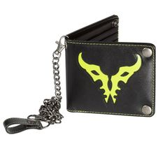 J!NX : World of Warcraft Legion Logo Wallet