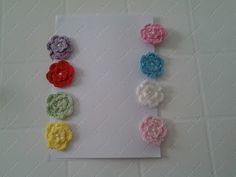 Lembrancinha flores em crochê pegadoras de papel  #florcroche #lembrancinhaflor #pegadorasdepapel #noivado #casamento #lembrancinhanoivado #lembrancinhacasamento