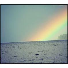 Rainbow.. Up close.