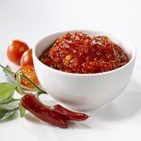 Tulinen tomaattihillo - Paholaisen hillo