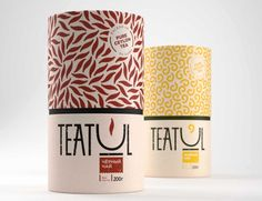 Your tea needs to taste good with an attractive design. I have rounded up 10 eco-friendly tea packaging designs to inspire you for some new creative ideas. Cool Packaging, Coffee Packaging, Bottle Packaging, Print Packaging, Tea Brands, Label Design, Package Design, Tea Design, Cover Design