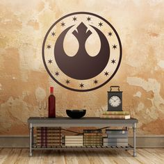 Star Wars Imperial Plantilla Aerógrafo decoración de pared Arte Arte Pintura Hazlo tú mismo Reutilizable