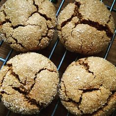 Chef Jessie's famous gluten-free, molasses, ginger cookies – The Snacktivist Table