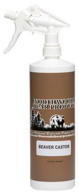 Northwoods Bear Products Spray Scents Bear Attractant - 32 oz - Beaver Castor