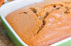 Speculaas cake