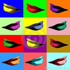 Colorful kisses pisces